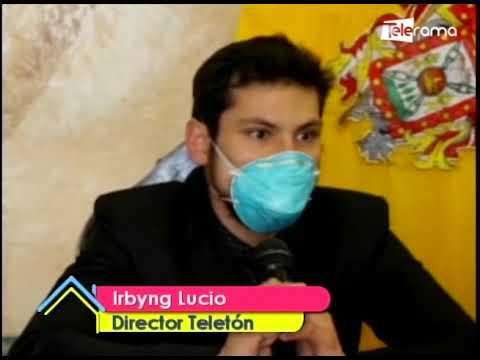 Gobernación del Azuay y AME presentaron Teletón Brindando Amor