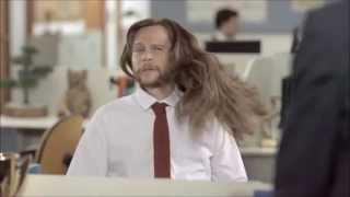 Смешной рекламный ролик Dove Men