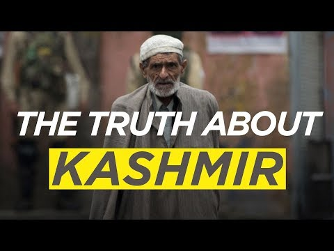 The TRUTH about what is really happening in KASHMIR