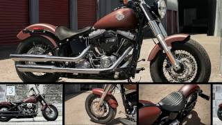 9. Hot News 2017 harley davidson softail slim specs