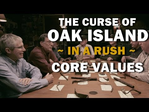 The Curse of Oak Island (In a Rush)   Season 7, Episode 2   Core Values