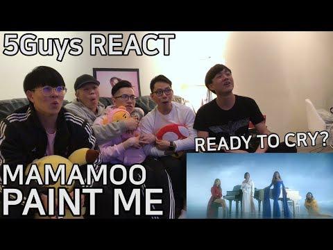 Video [MOOMOO FEELS] MAMAMOO - PAINT ME (5Guys MV REACT) download in MP3, 3GP, MP4, WEBM, AVI, FLV January 2017
