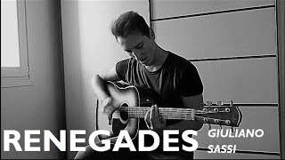 Video Renegades - X Ambassadors (cover by Giuliano Sassi) download in MP3, 3GP, MP4, WEBM, AVI, FLV Mei 2017
