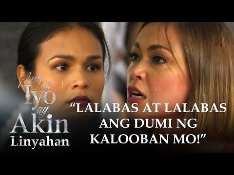 Ang Sa Iyo Ay Akin Linyahan | Episode 50