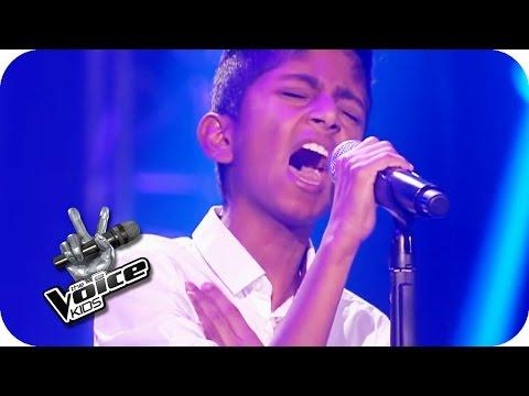Roxette - Listen to your heart (Abhinav) | The Voice Kids | Blind Auditions | SAT.1
