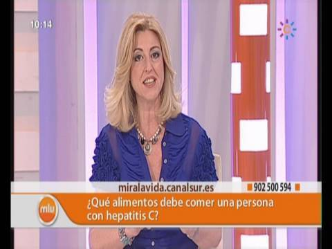 0 Dieta para una persona con hepatitis C   Video