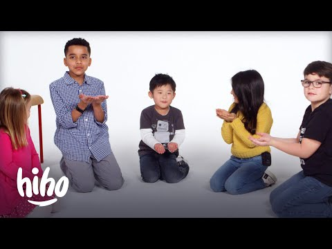 Kids Share Their Cultural Tradition | Show & Tell | Hiho Kids
