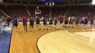 Ole Miss lands in Columbia for NCAA Tournament
