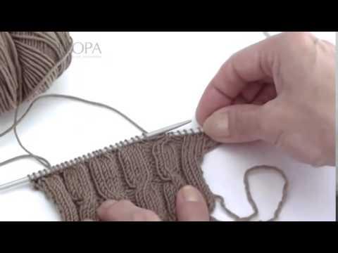 Вязание жгутов видео уроки