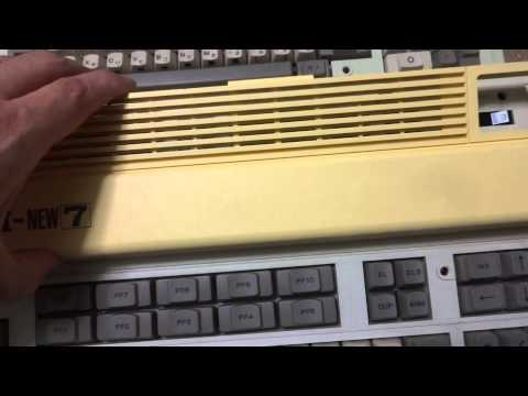 Fujitsu Micro 7 (FM-7) / Fujitsu FM New 7 Hardware