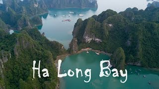 One of the places that we visit during Vietnam trip.a unique place with thousand isle.and a glimpse at surprising cave.Music by Tobuhttp://www.youtube.com/tobuofficial