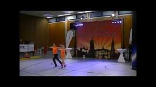 Anja Westermayer & Lorenz Rädler - Landesmeisterschaft Rheinland-Pfalz und Saarland 2015