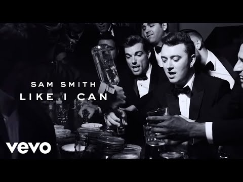 Sam Smith lança clipe de Like I Can