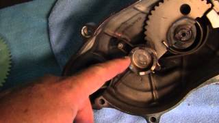 9. 1- HOW TO FIX A JAMMED DIO/ ANY MOPED- KICK, STARTER OR GEAR