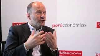 """Ignacio Cueto: """"LAN es un modelo de 'democratización de la aviación'"""""""