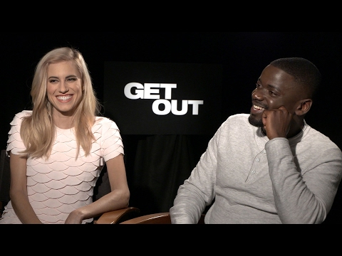 'Get Out' Interview