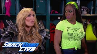 Nonton Naomi Issues A Wwe Fastlane Challenge To Natalya  Smackdown Live  March 6  2018 Film Subtitle Indonesia Streaming Movie Download