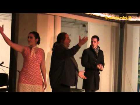 Tammorra e Flamenco di Dominga Andrias e la sua compagnia - Prima Parte