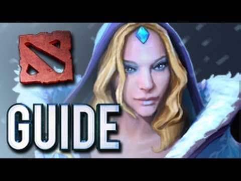 Crystal Maiden DOTA 2 Guide