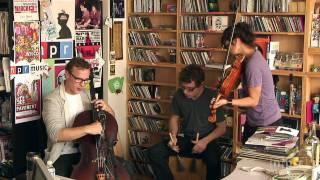 <b>Ben Sollee</b> NPR Music Tiny Desk Concert