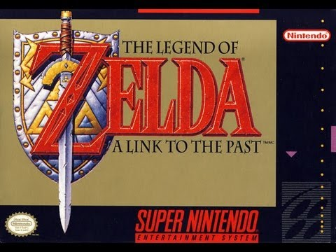 the legend of zelda a link to the past super nintendo soluce