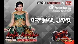Live Drama Tarling Arnika Jaya Di Desa Kertasari Weru Cirebon