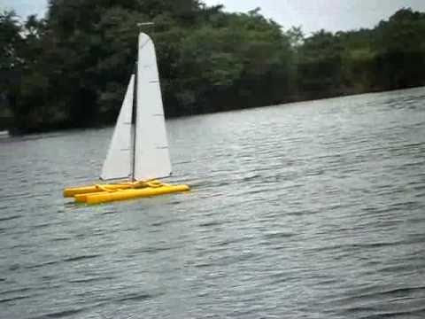 Triton II - Mini40/F-48 Trimaran