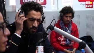 Live du groupe Adrenaline dans le Morning de Momo sur HIT RADIO - 04/03/15