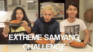 Video Extreme Samyang Challenge (2 Samyang + 1 Botol Bon Cabe LVL 15) MP3, 3GP, MP4, WEBM, AVI, FLV Desember 2017