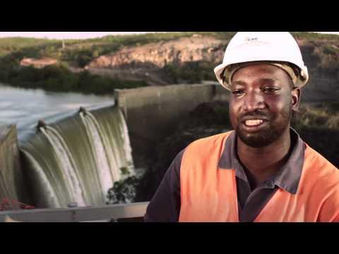 Energia para Angola crescer mais