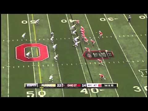 Ohio State vs. Purdue (10/20/2012) – NCAA Football