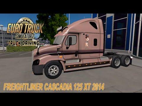 Freightliner Cascadia 125-XT 2014 [V3] for 1.26