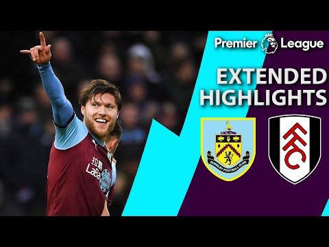Video: Burnley v. Fulham | PREMIER LEAGUE EXTENDED HIGHLIGHTS | 1/12/19 | NBC Sports
