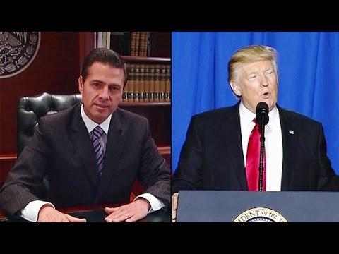 «Στα κάγκελα» το Μεξικό με τον Τραμπ