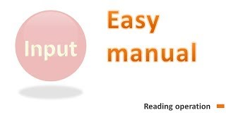 Read input aloud. FREE YouTube video