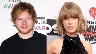 Video Ed Sheeran Reveals What He REALLY Thinks Of Taylor Swift's BF Joe Alwyn MP3, 3GP, MP4, WEBM, AVI, FLV Januari 2018