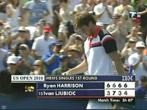 Ryan Harrison Tennis