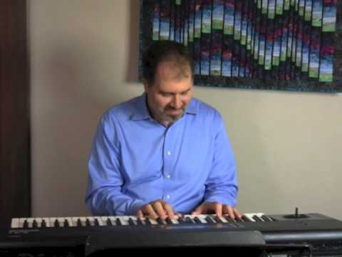 A Fun, Easy Beginner Piano Improvisation Lesson