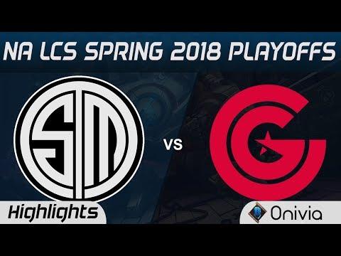 TSM vs CG Highlights Game 2 NA LCS Spring Playoffs 2018 Team Solo Mid vs Clutch Gaming by Onivia - Thời lượng: 6:36.