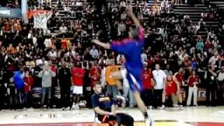 James White (Dunk #3) - 2009 NBA D-League Dunk Contest