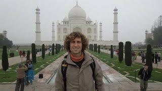 Agra India  City pictures : Taj Mahal (1° Video India)
