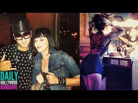 Katy Perry's Dating WHO? Selena Gomez's New Video With Justin Bieber? (DHR)
