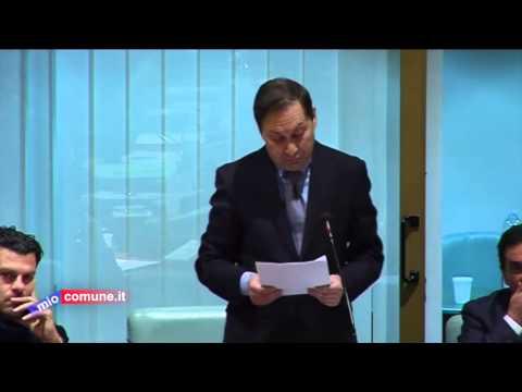 Rossano-Corigliano  l'intervento di Antoniotti sulla fusione
