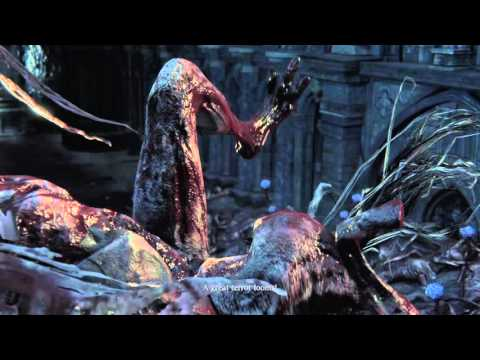 Bloodborne Ludwig The Accursed Cutscene