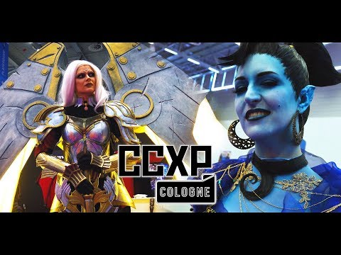 CCXP 2019 Cologne Cosplay Music Video
