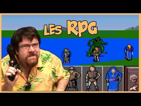 rpg - 29eme test du grenier avec ce coup ci une compil sur les RPG ! Au programme, Heroes of the Lance sur NES, Drakkhen sur SNES et Virtual Hydlide sur Saturn N'o...