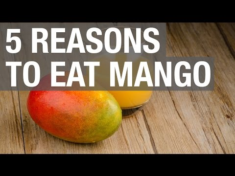 i 5 incredibili benefici del mango!