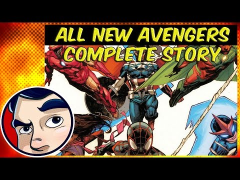 All New All Different Avengers - Origins | Comicstorian