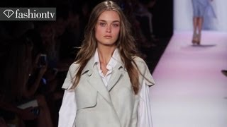 BCBGMAXAZRIA Spring/Summer 2014 | MB New York Fashion Week NYFW | FashionTV