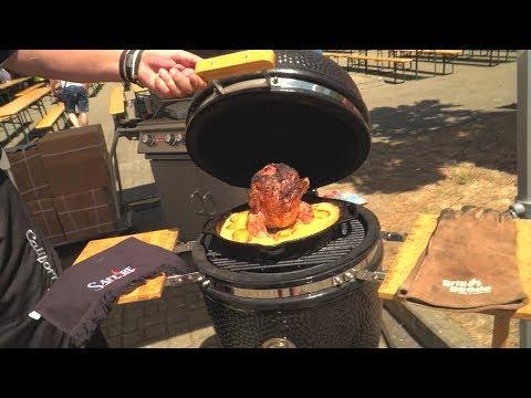 KÖLN: Die BBQ Convention zeigt die neuesten Grilltr ...